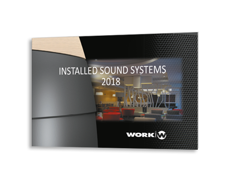 Installed Sound Systems 2018