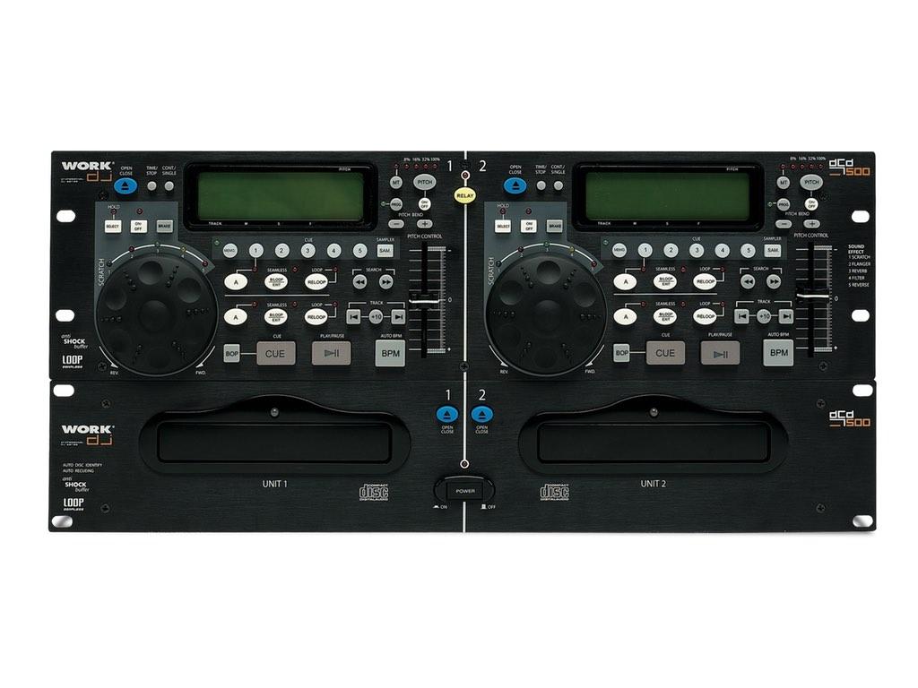DCD 500