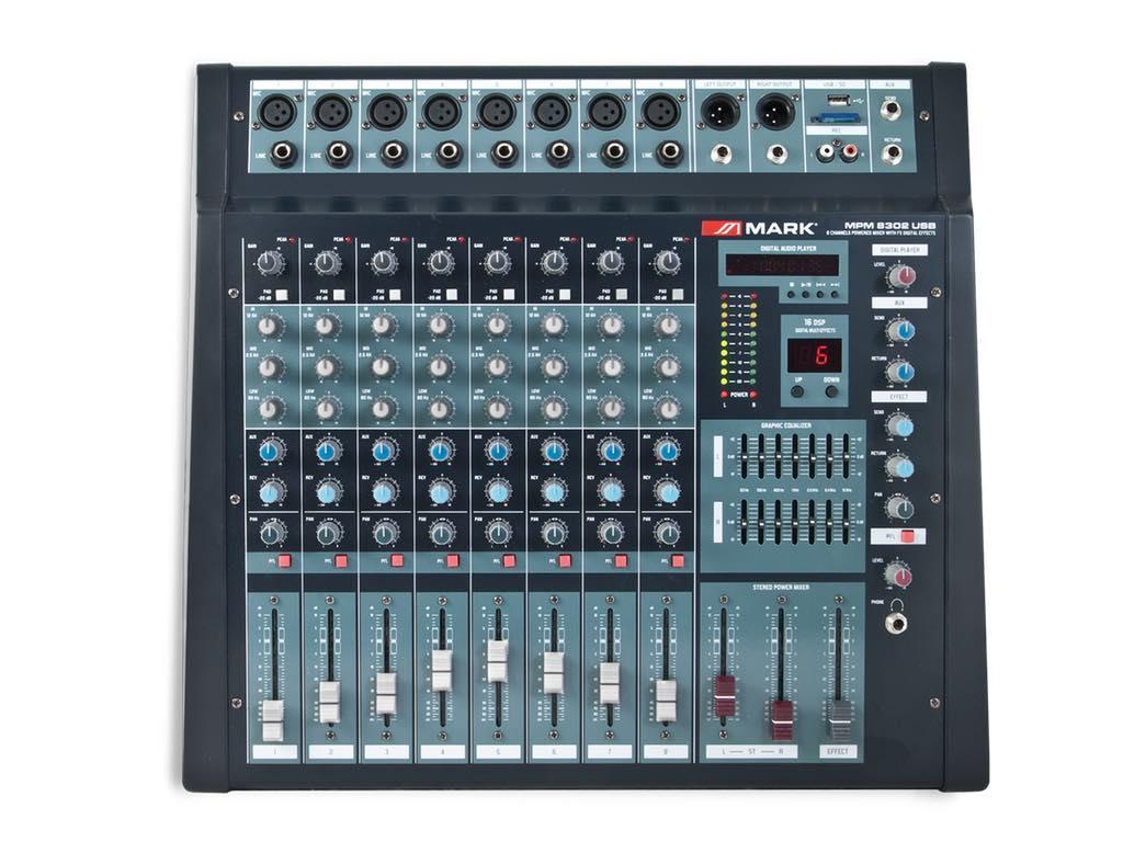 MPM 8302 USB