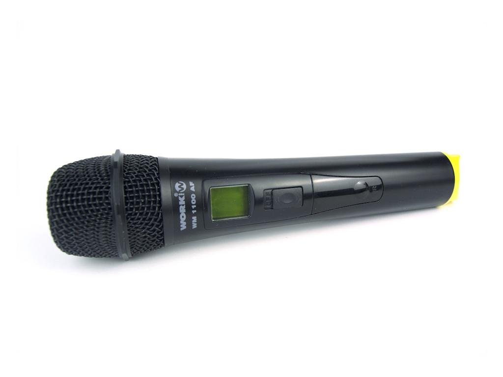 MICROPHONE WM 1100 AF
