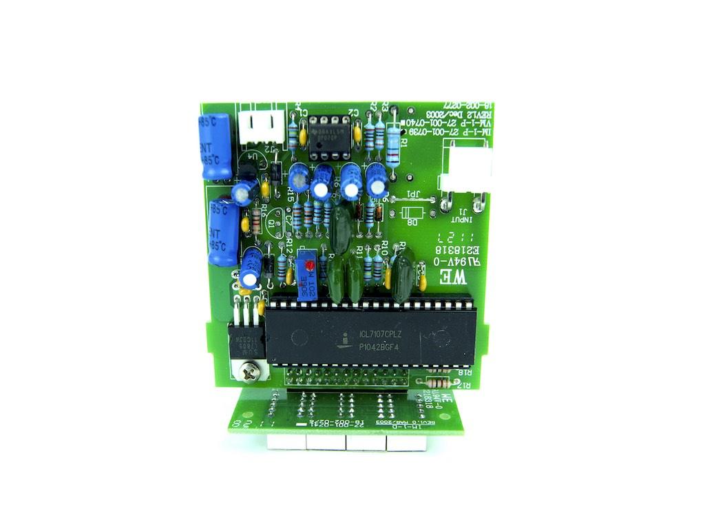 PCB DISPLAY AMPERIMETRO (WPD 163 /323 / 633)