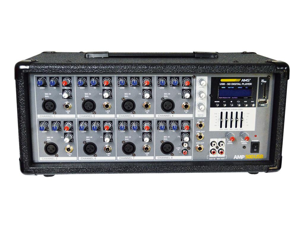 AMP 500 USB
