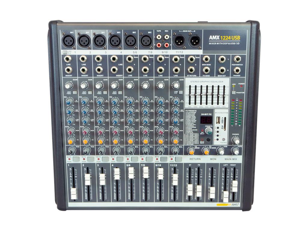 AMX 1224 USB