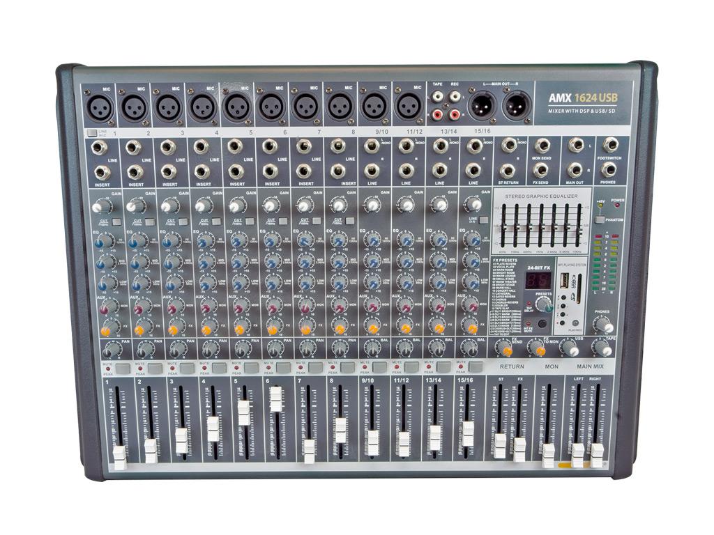 AMX 1624 USB