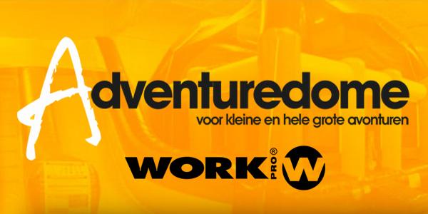 WORK PRO en AVENTUREDOME