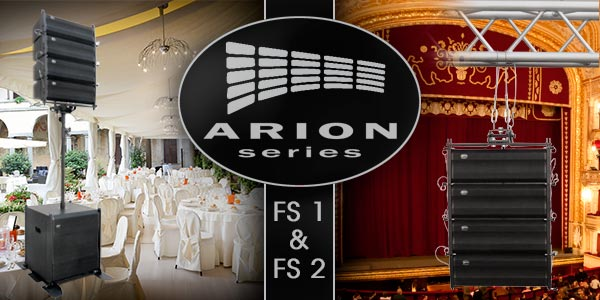 ARION 5 strengthens its versatility with a new set of accessories for installation