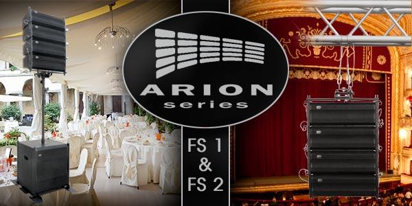 ARION 5 potencia su versatilidad con nuevos accesorios de instalación