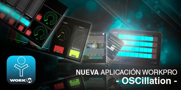 OSCillation, la nueva app para controlar dispositivos compatibles con OSC