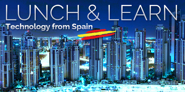 Resounding Success in the 'Lunch and Learn Technology from Spain' event