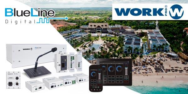 Hoteles de lujo Royalton en Jamaica y Punta Cana con BlueLine Digital System