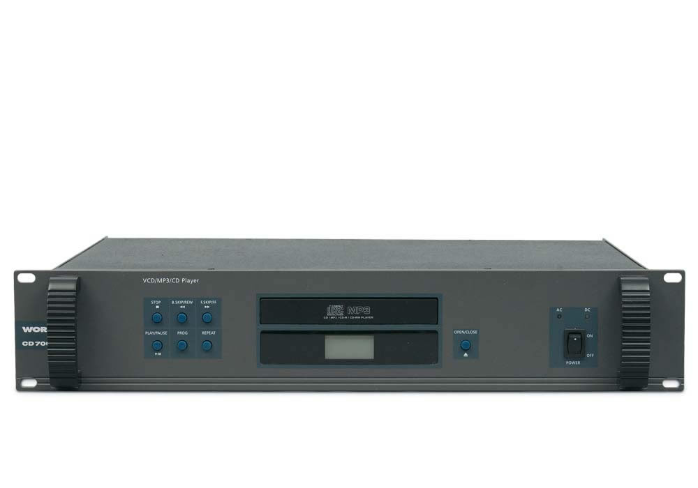 CD 700 MP3 Frontal