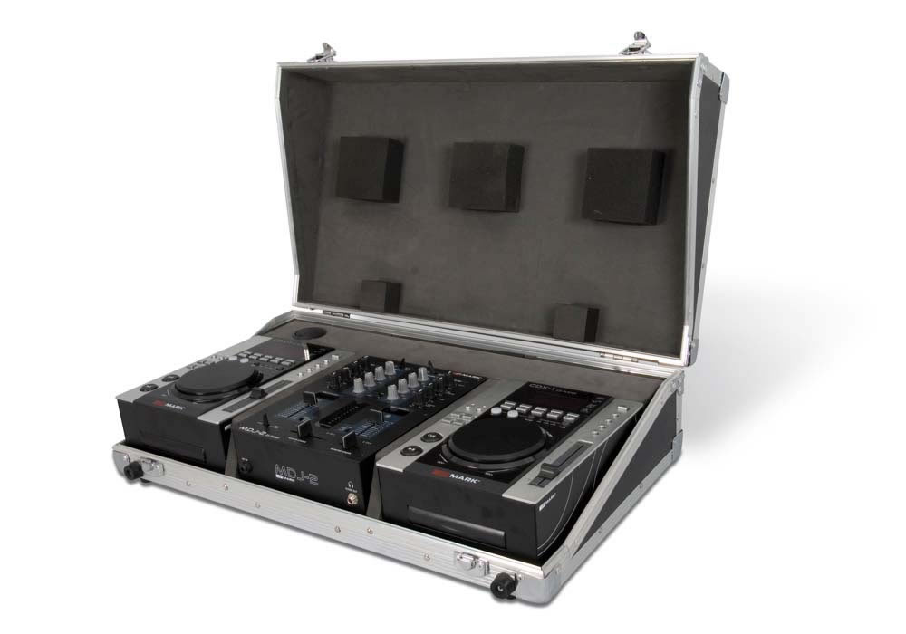 DJ BOX maleta