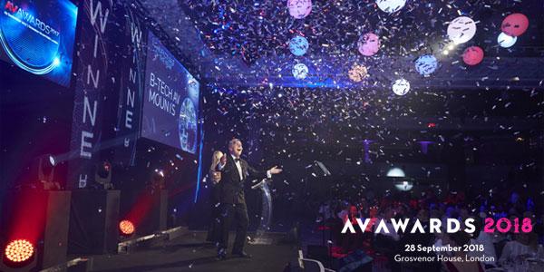 LightShark recibe 2 nominaciones a los AV Awards 2018