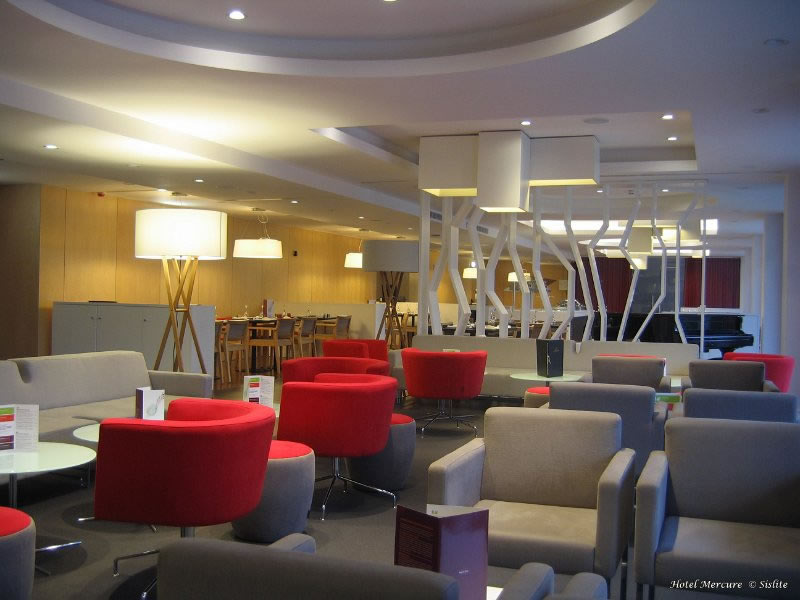 Sofitel and Mercure hotels, two WORK Pro installations in Portugal