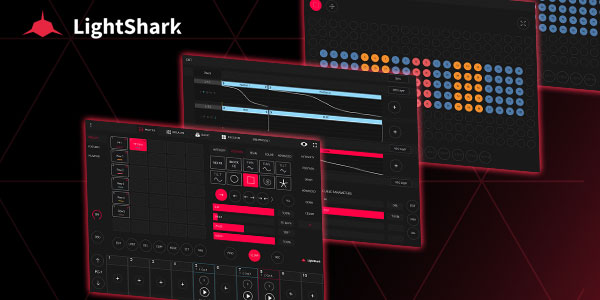LightShark's Upgraded FX Engine Delivers More Power and Functionality
