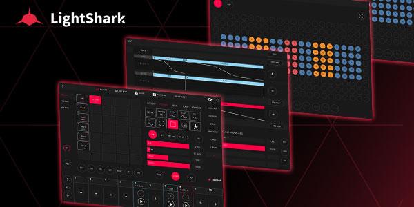 El motor FX actualizado de LightShark
