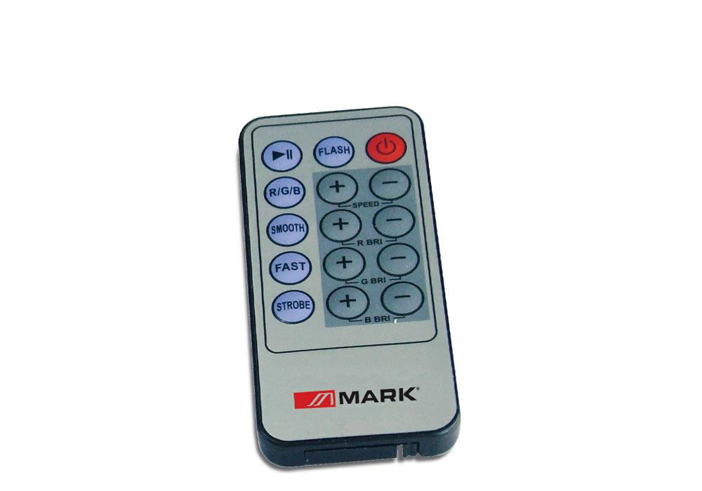 LD 5 RGB mando de control remoto