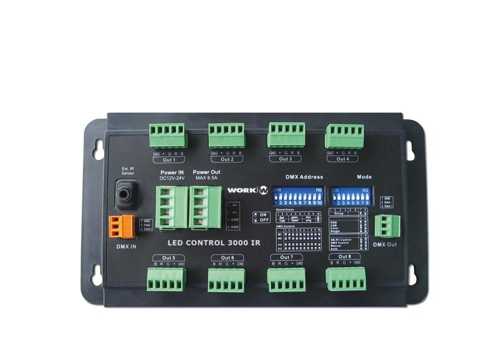 LED CONTROL 3000 IR