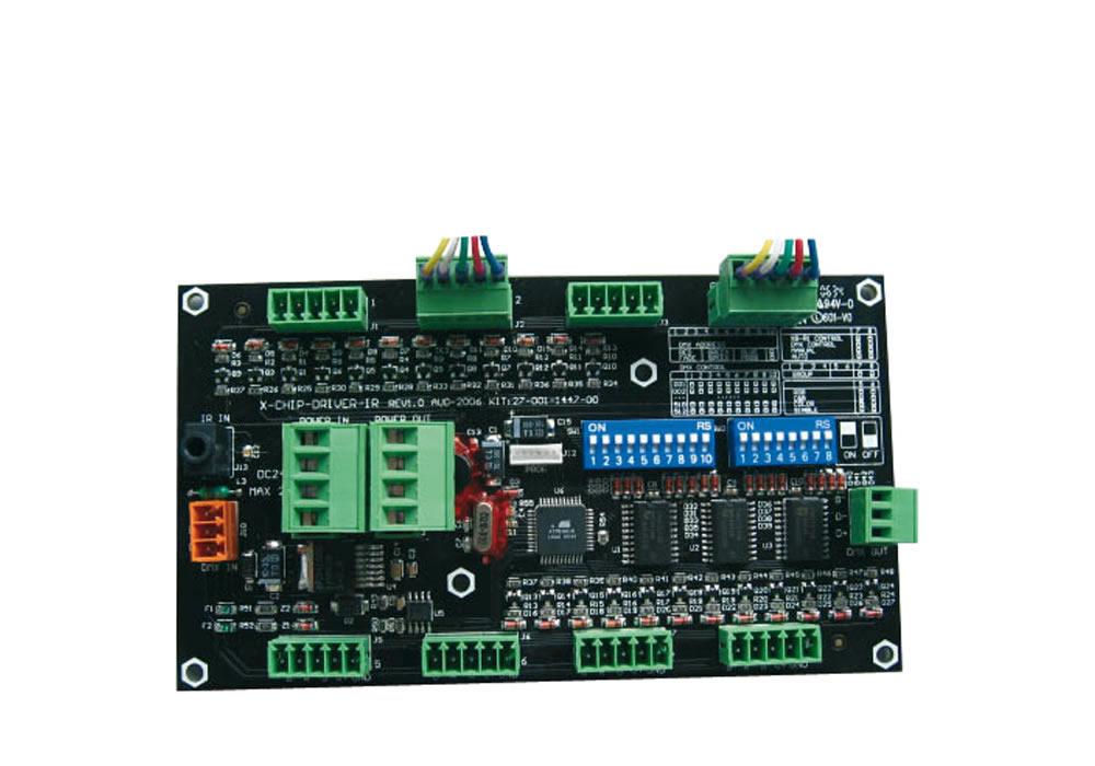 LED CONTROL 3000 IR Vista trasera