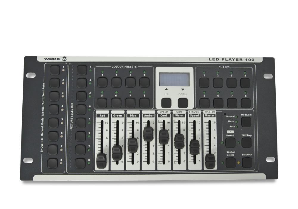 LED PLAYER 100