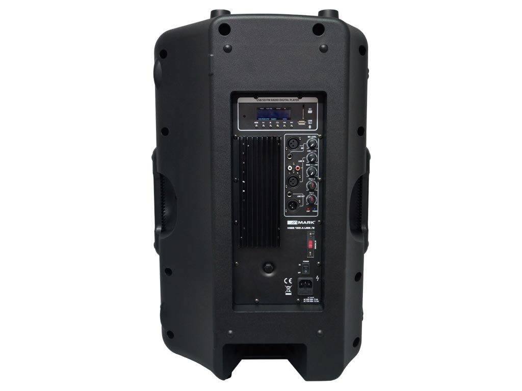 MBS 155 A USB/2 tras