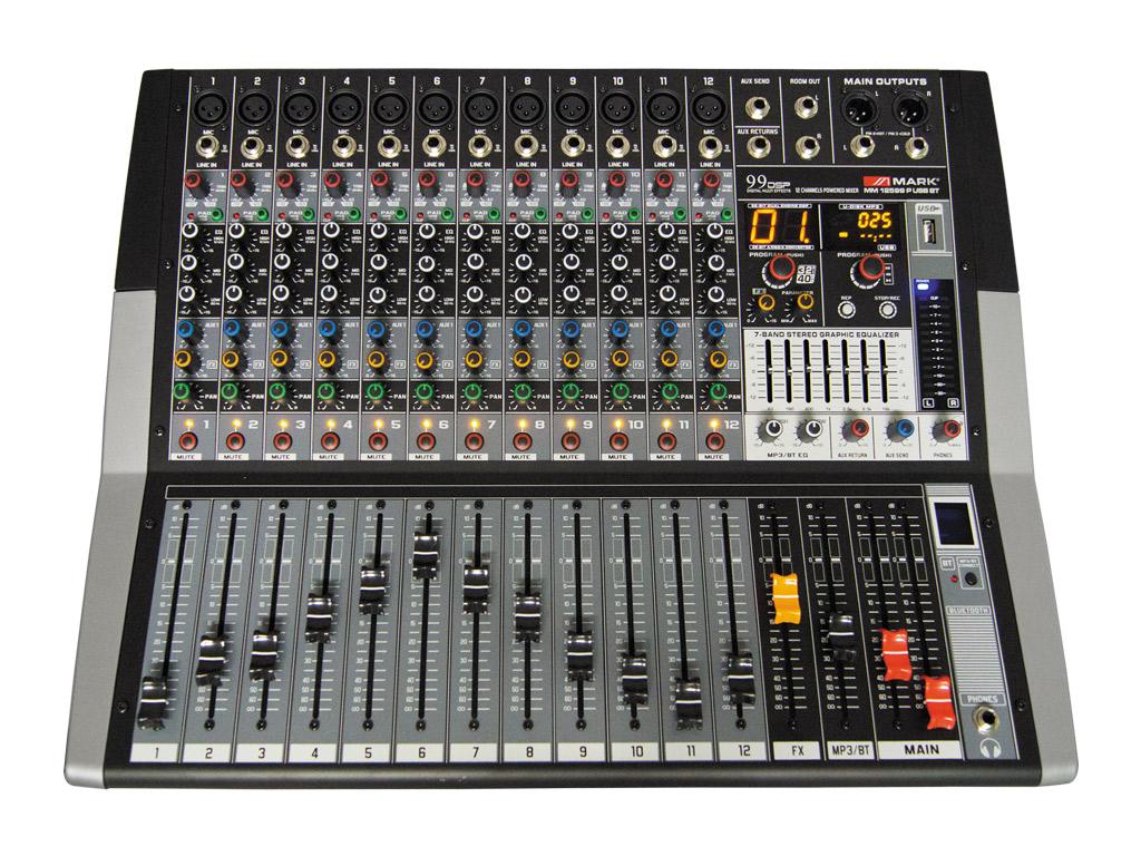 MM 12599 P USB BT