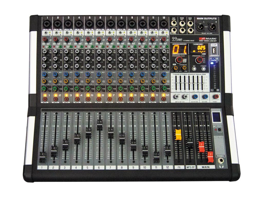 MM 1299 USB BT