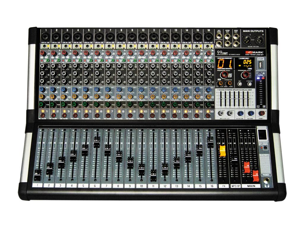 MM 1699 USB BT