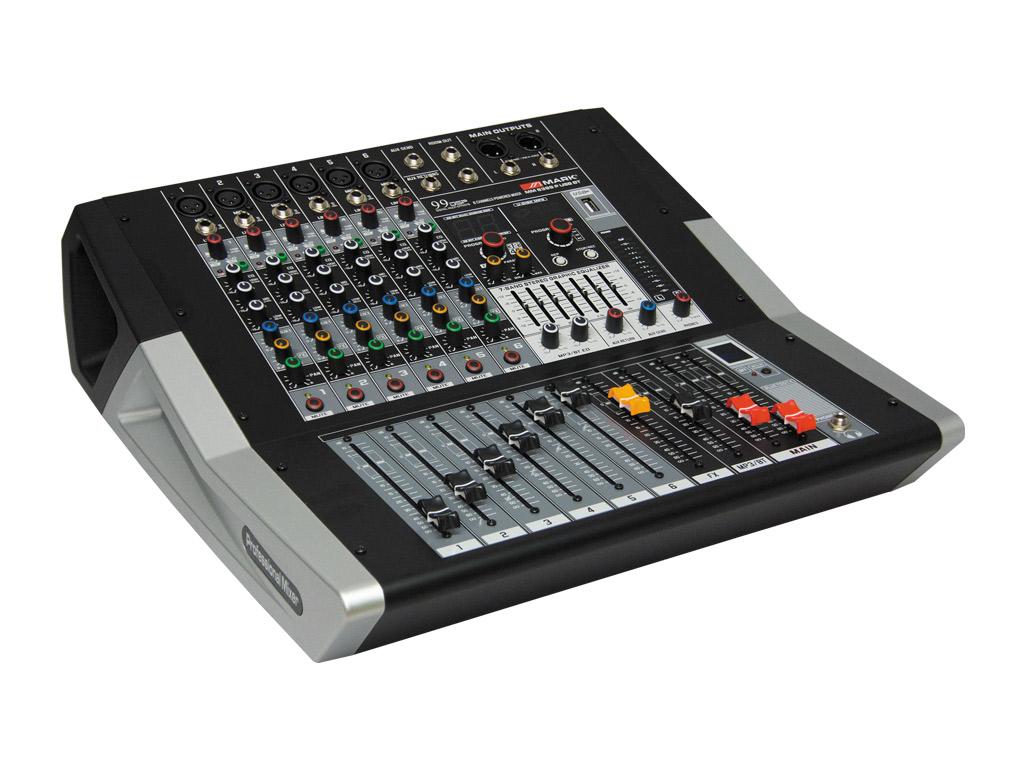 MM 6399 P USB BT