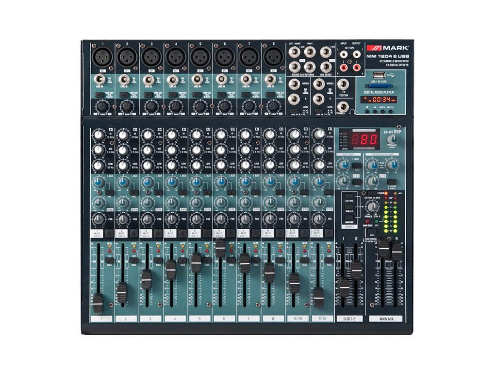 MM 1204 E USB