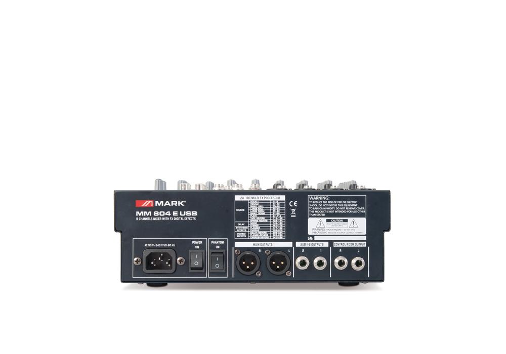 MM 804 E USB
