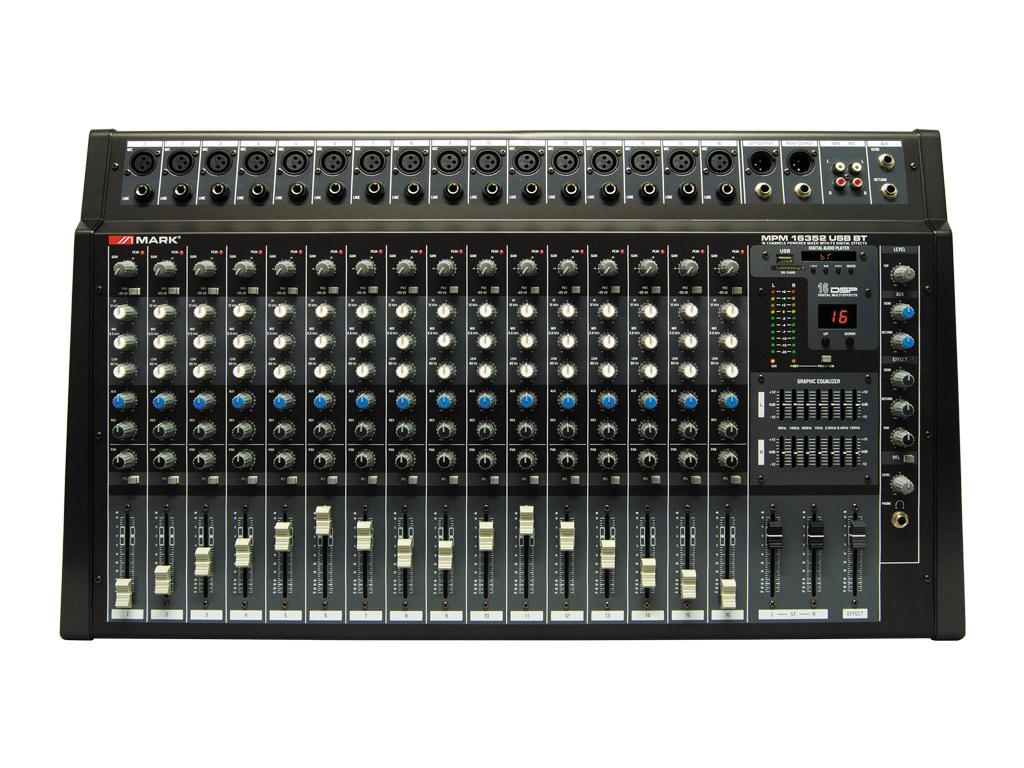 MPM 16352 USB BT