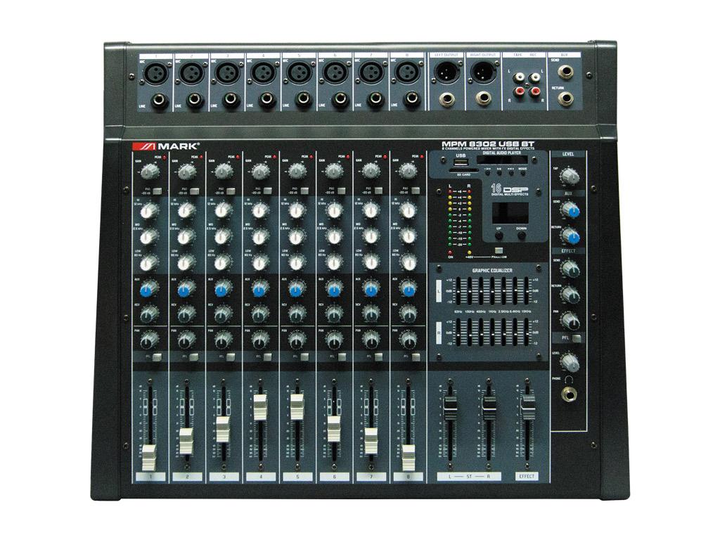 MPM 8302 USB BT