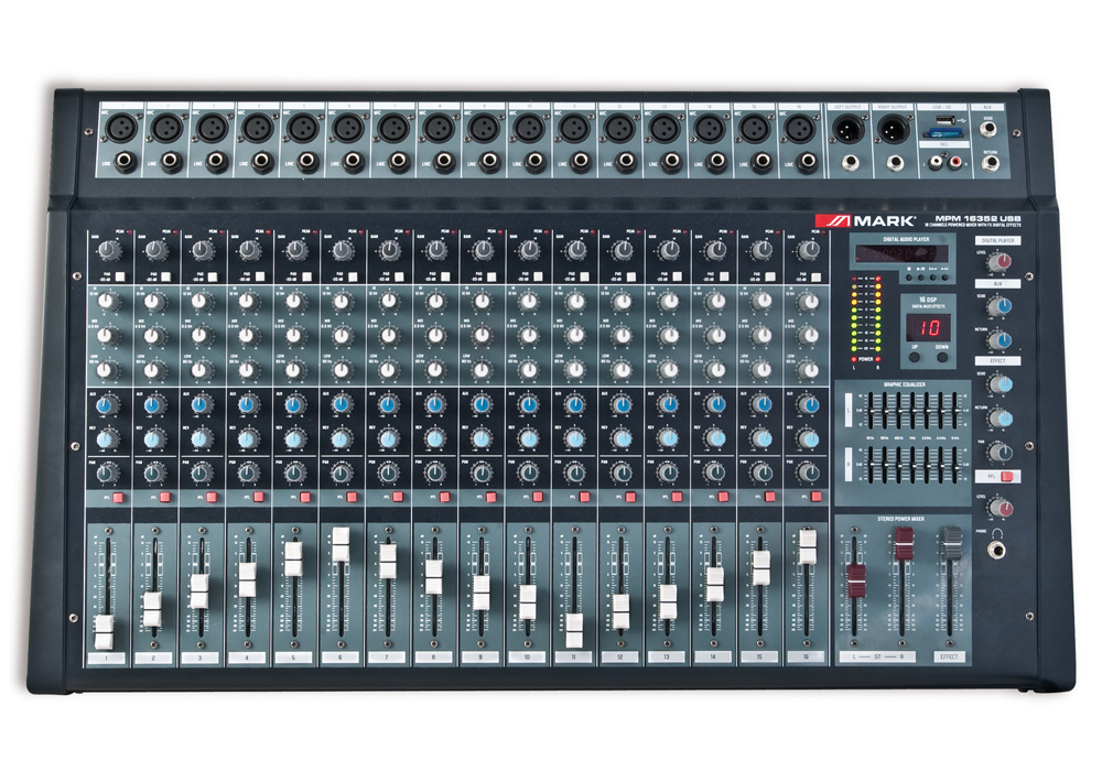 MPM 16352 USB