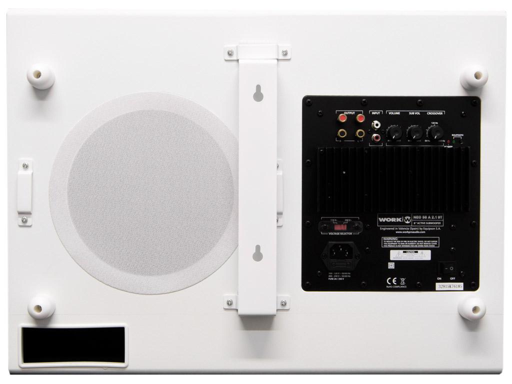 Altavoz 8  . 40W + 2x20W. 2 satélites 3  . Bluetooth 5f957f7b008a