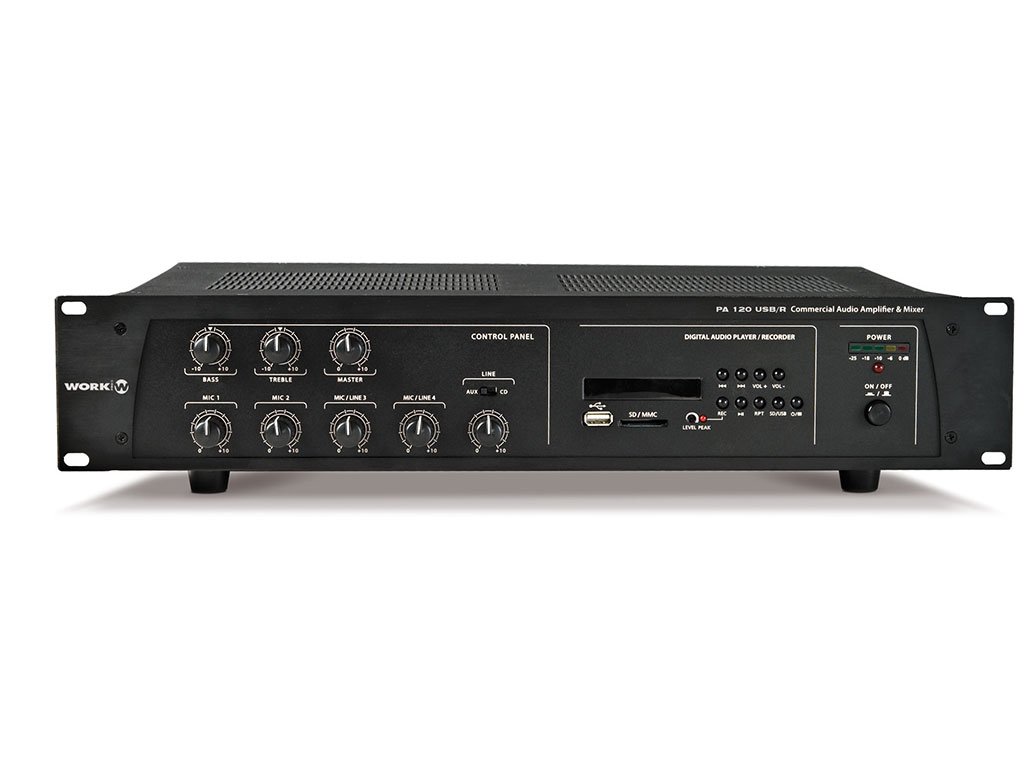 PA 120 USB/R