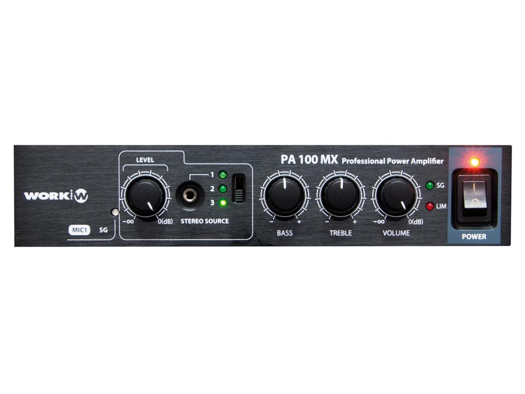 PA 100 MX
