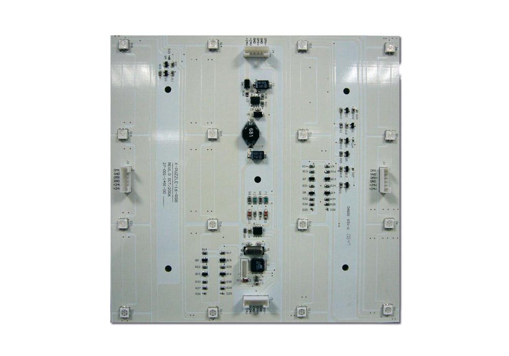 PUZZLED PCB