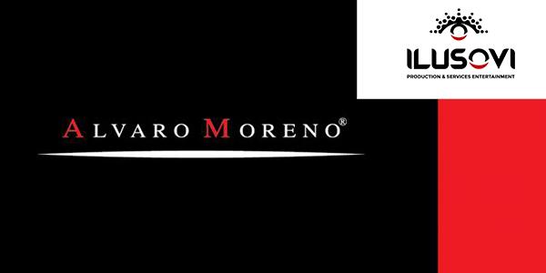 La firma de moda ALVARO MORENO equipada con WORK PRO