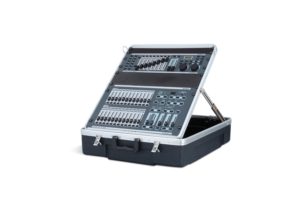 RACK MIX 12U Enracado
