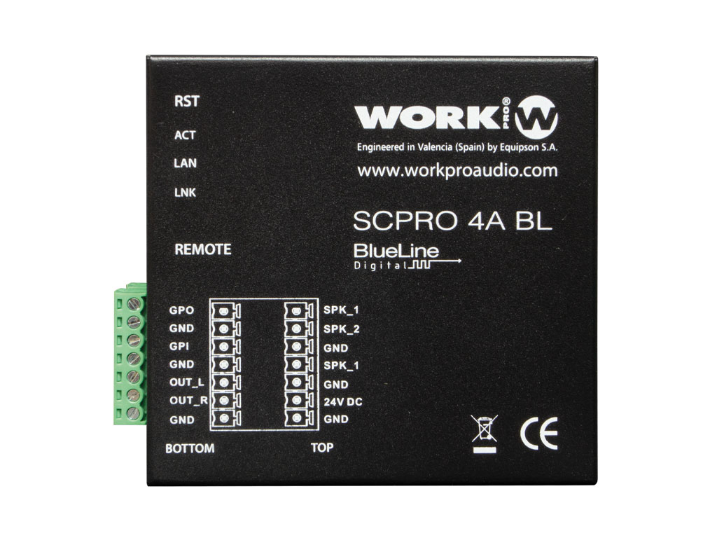 SCPRO 4A BL