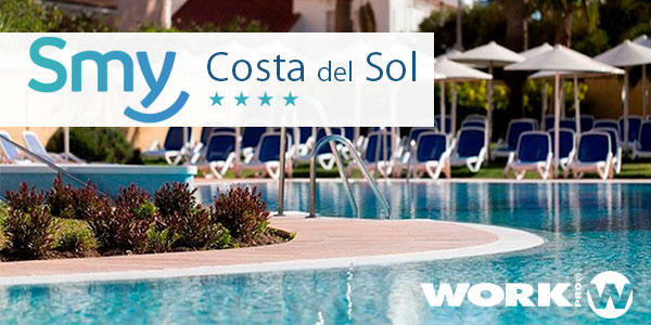 WORK PRO in the SMY Costa del Sol Hotel