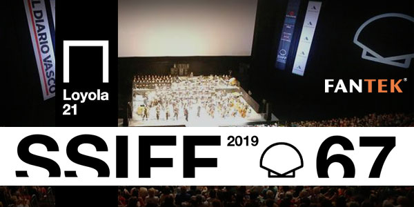 Loyola 21 chooses FANTEK Truss for the SSIFF 67.