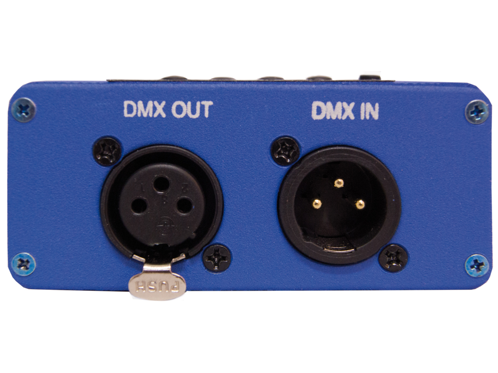 UNIVERSAL CONTROL DMX Front
