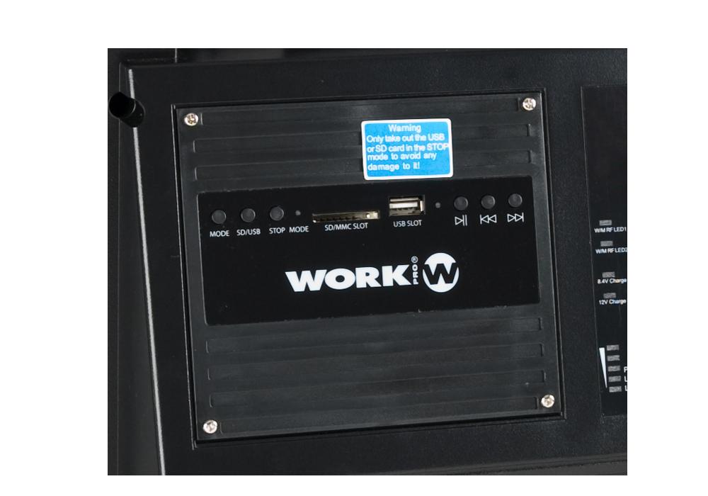 WAP 650 Detalle