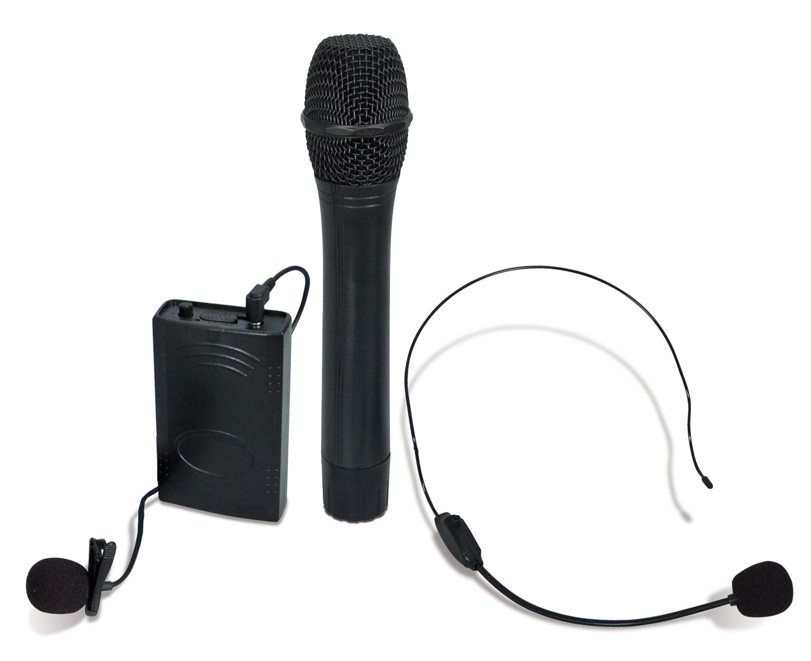 WAP 850 Microfonos