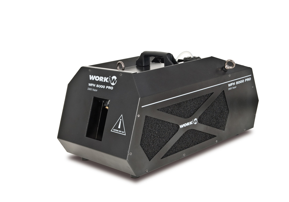 WFH 5000 PRO Vista frontal