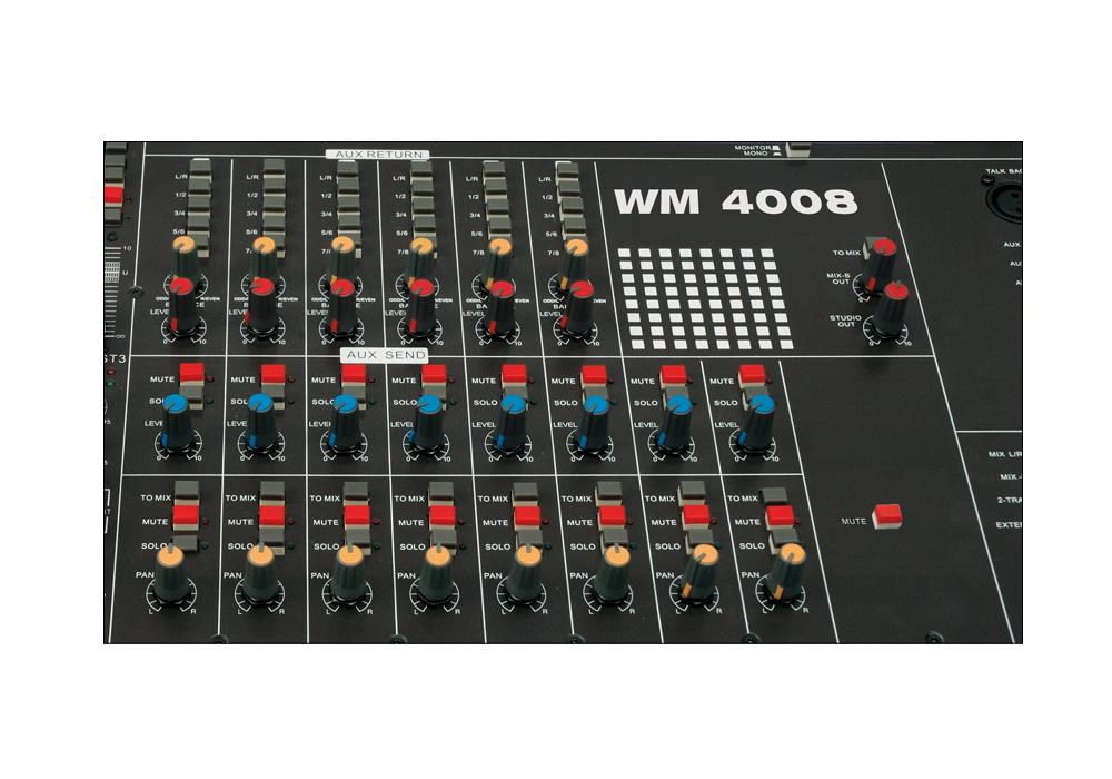 WMG 4008 Detalle