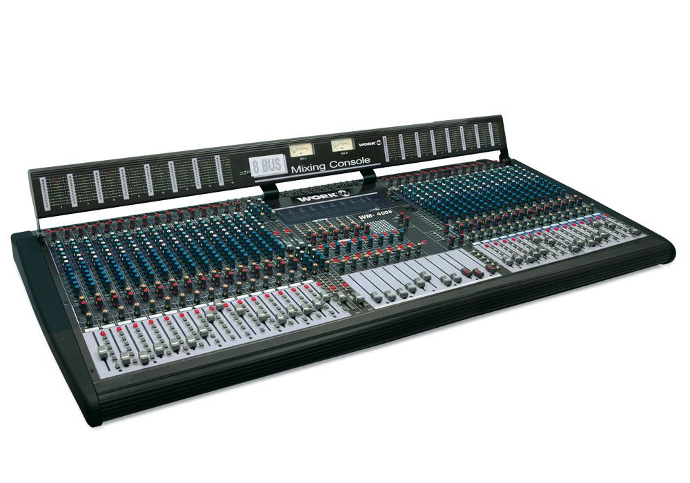 WMG 4008 Frontal