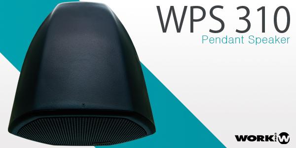 WPS 310 - ALTAVOZ PENDANT